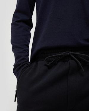 Concorde Unisex Cotton Jogging Pants by Want Les Essentiels - 4