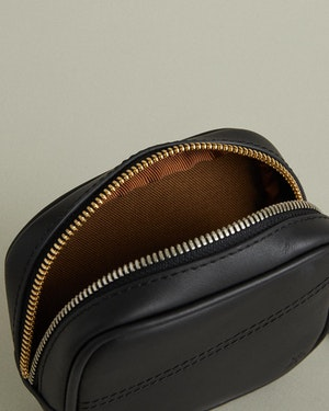 Diaz Leather Laptop Accessories Case by Want Les Essentiels - 2