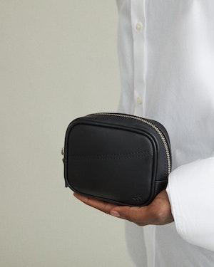 Diaz Leather Laptop Accessories Case by Want Les Essentiels - 3