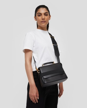 Dyce Leather Crossbody Bag by Want Les Essentiels - 3