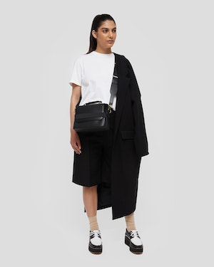 Dyce Leather Crossbody Bag by Want Les Essentiels - 4