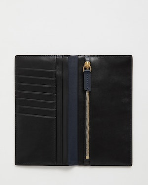 Fleming Slim Vertical Leather Wallet by Want Les Essentiels - 2