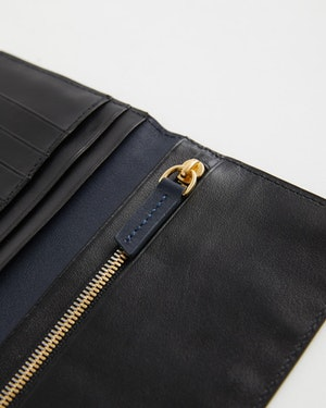 Fleming Slim Vertical Leather Wallet by Want Les Essentiels - 3