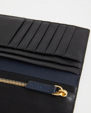 Fleming Slim Vertical Leather Wallet by Want Les Essentiels - 4