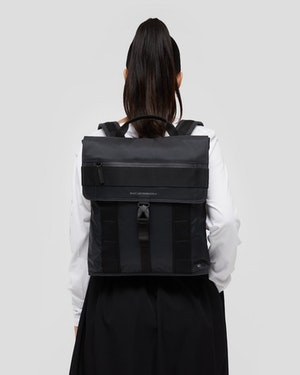 Gowan ECONYL® Convertible Backpack by Want Les Essentiels - 3