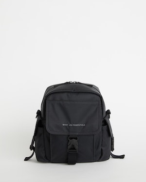 Gurion ECONYL® Convertible Camera Bag by Want Les Essentiels - 1