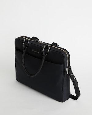 "Haneda 15"" Slim Nylon Computer Bag by Want Les Essentiels - 5"