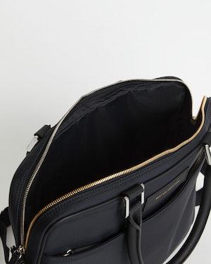 "Haneda 15"" Slim Nylon Computer Bag by Want Les Essentiels - 6"