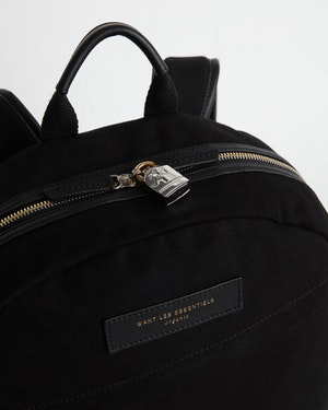 Kastrup 2.0 WANT ORGANIC® Cotton Backpack by Want Les Essentiels - 3