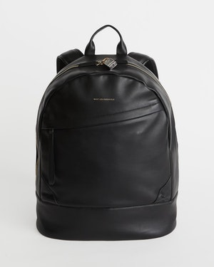 Kastrup Leather Backpack by Want Les Essentiels - 1