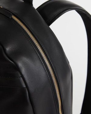 Kastrup Leather Backpack by Want Les Essentiels - 4