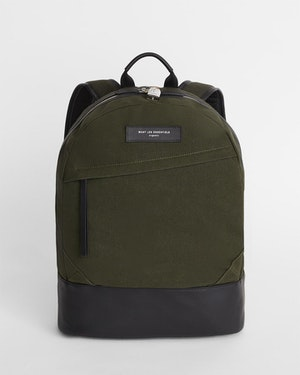 Kastrup WANT ORGANIC® Cotton Backpack by Want Les Essentiels - 1