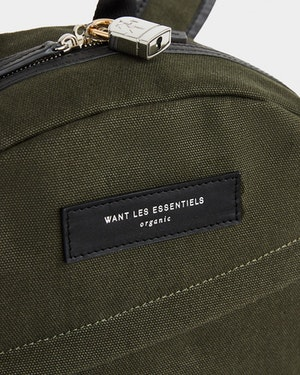 Kastrup WANT ORGANIC® Cotton Backpack by Want Les Essentiels - 4