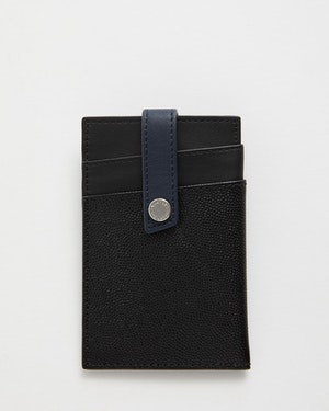 Kennedy Leather Money Clip Wallet by Want Les Essentiels - 1
