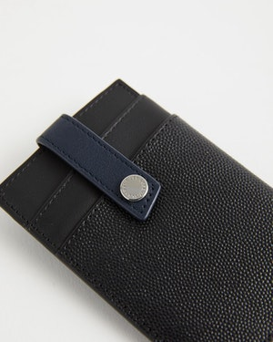 Kennedy Leather Money Clip Wallet by Want Les Essentiels - 3