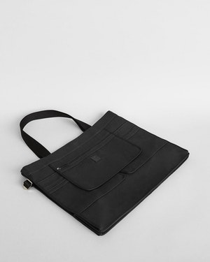 Kiev WANT ORGANIC® Cotton Open Tote by Want Les Essentiels - 7
