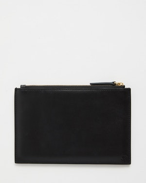 Lawrence Leather Zip Pouch by Want Les Essentiels - 6