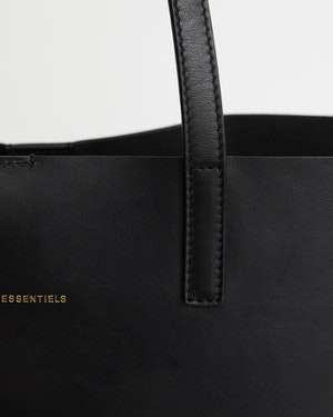Logan Leather Vertical Tote by Want Les Essentiels - 6