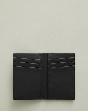 Lynden Caviar Leather Bi-Fold Wallet by Want Les Essentiels - 2
