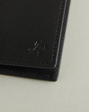 Lynden Caviar Leather Bi-Fold Wallet by Want Les Essentiels - 4