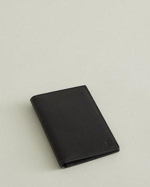Lynden Caviar Leather Bi-Fold Wallet by Want Les Essentiels - 6