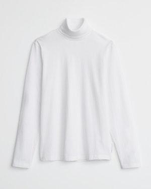 Meier Unisex Turtleneck T-Shirt by Want Les Essentiels - 1