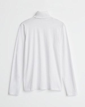 Meier Unisex Turtleneck T-Shirt by Want Les Essentiels - 3