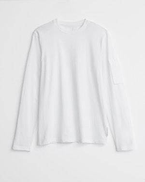Mendes Unisex Long Sleeve T-Shirt by Want Les Essentiels - 1