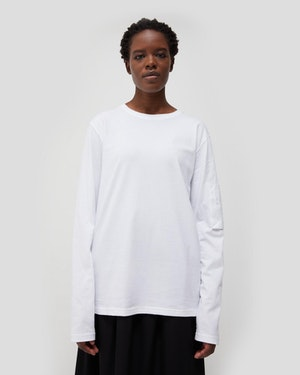 Mendes Unisex Long Sleeve T-Shirt by Want Les Essentiels - 2