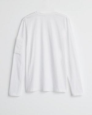 Mendes Unisex Long Sleeve T-Shirt by Want Les Essentiels - 3