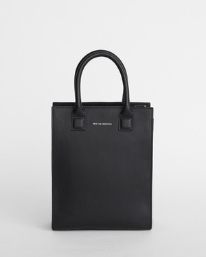Mini Aberdeen Structured Leather Tote by Want Les Essentiels - 1