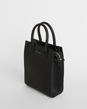 Mini Aberdeen Structured Leather Tote by Want Les Essentiels - 6