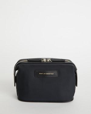 Mini Kenyatta Italian Nylon Toiletry Bag by Want Les Essentiels - 1