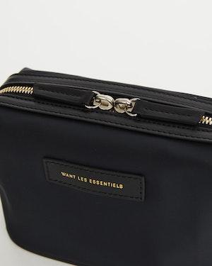 Mini Kenyatta Italian Nylon Toiletry Bag by Want Les Essentiels - 3