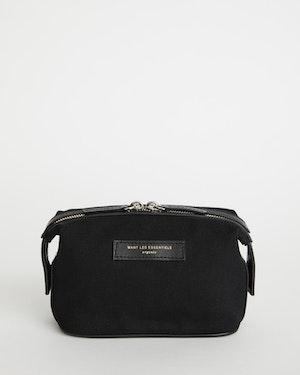 Mini Kenyatta WANT ORGANIC® Cotton Toiletry Bag by Want Les Essentiels - 1