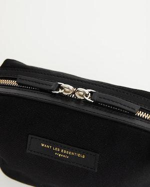 Mini Kenyatta WANT ORGANIC® Cotton Toiletry Bag by Want Les Essentiels - 2