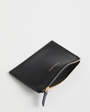 Mini Lawrence Leather Zip Pouch by Want Les Essentiels - 2