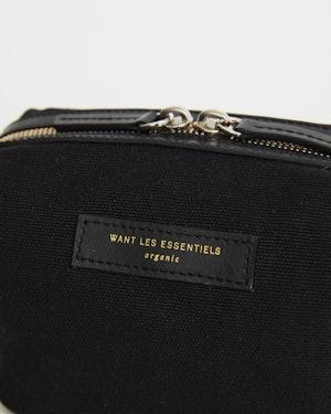 Mini Kenyatta WANT ORGANIC® Cotton Toiletry Bag by Want Les Essentiels - 3