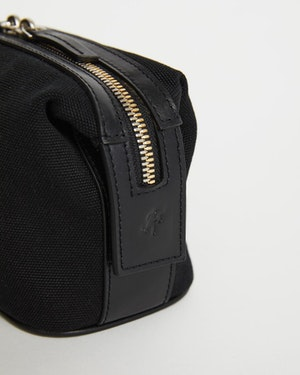 Mini Kenyatta WANT ORGANIC® Cotton Toiletry Bag by Want Les Essentiels - 4