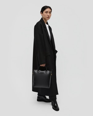 Mini O'Hare Leather Tote by Want Les Essentiels - 4