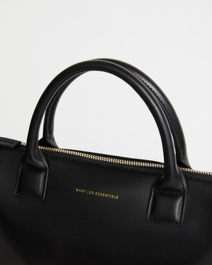Mini O'Hare Leather Tote by Want Les Essentiels - 5