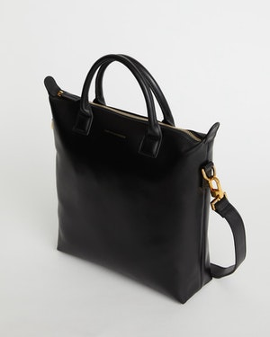 Mini O'Hare Leather Tote by Want Les Essentiels - 7