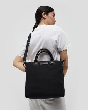 Mini O'Hare WANT ORGANIC® Cotton Tote by Want Les Essentiels - 3