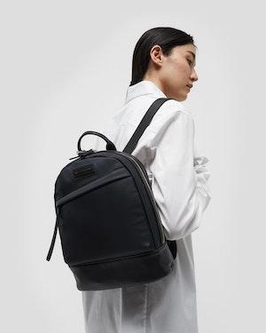 Mini Piper Italian Nylon Backpack by Want Les Essentiels - 3