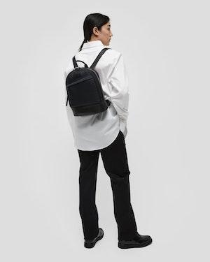 Mini Piper Italian Nylon Backpack by Want Les Essentiels - 4