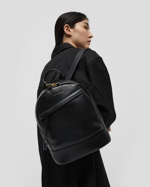 Mini Piper Leather Backpack by Want Les Essentiels - 3