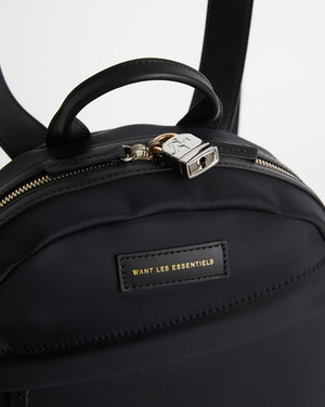 Mini Piper Italian Nylon Backpack by Want Les Essentiels - 5