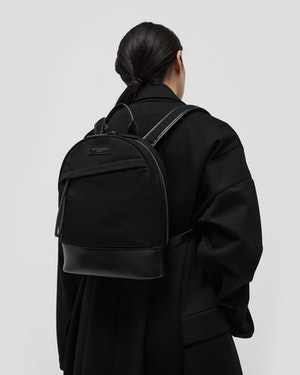 Mini Piper WANT ORGANIC® Cotton Backpack by Want Les Essentiels - 3