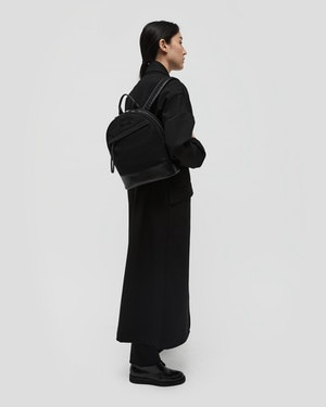 Mini Piper WANT ORGANIC® Cotton Backpack by Want Les Essentiels - 4