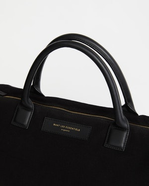 O'Hare 2.0 WANT ORGANIC® Cotton Shopper Tote by Want Les Essentiels - 5